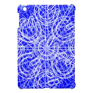 3D Chaotic Power Trip Cover For The iPad Mini