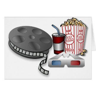 3D Cinema Card