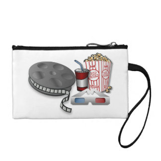 3D Cinema Change Purse