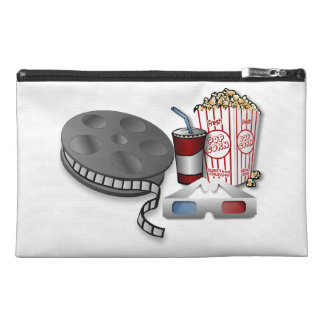 3D Cinema Travel Accessory Bag