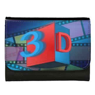 3D cinema Wallet