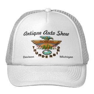3D Classic Thunderbird Trucker Hat
