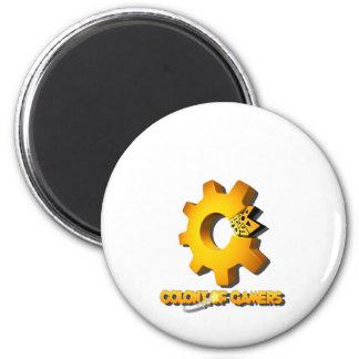 3D CoG @ PAX 2 Inch Round Magnet