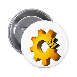 3D CoG @ PAX Pinback Button