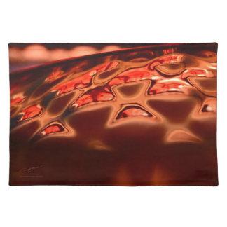 3D color placemat/Juego de manteles individuales a