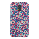 3D colorful cricles Samsung Galaxy Nexus Cover
