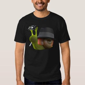 3d Cool Snail (Any Color U Like!) Tee Shirt