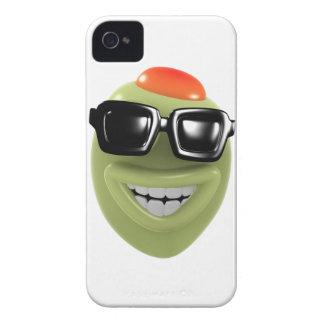 3d Cool Stuffed Olive iPhone 4 Case-Mate Case