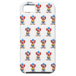 3d Crazy Clown iPhone 5 Covers