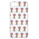 3d Crazy Clown iPhone 5C Case