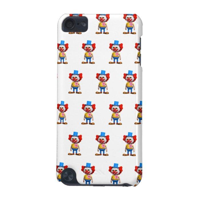 3d Crazy Clown iPod Touch 5G Case