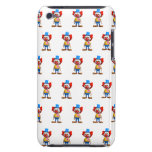 3d Crazy Clown iPod Touch Cover
