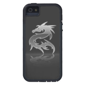 3d Crystal Dragon Case For iPhone SE/5/5s