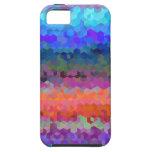 3D cube mosaic iPhone SE/5/5s Case
