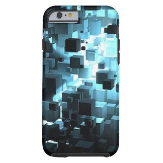 3D Cubes 6/6s IPhone Case
