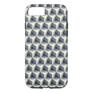 3D Cubes Pattern iPhone 8/7 Case