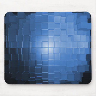 3D Cubic Mouse Pad