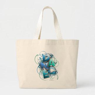 3D Dance (Spring) Canvas Bag