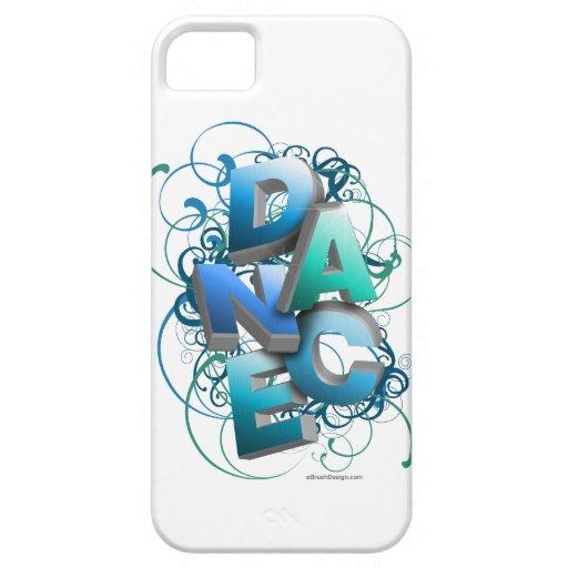 3D Dance (Spring) iPhone 5 case