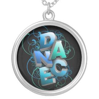 3D Dance (Spring) necklace