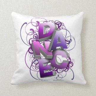 3D Dance (Summer) Pillow