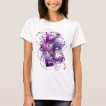 3d Dance (summer) T-shirt at Zazzle