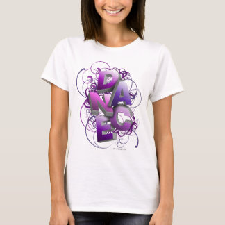 3D Dance (Summer) T-Shirt