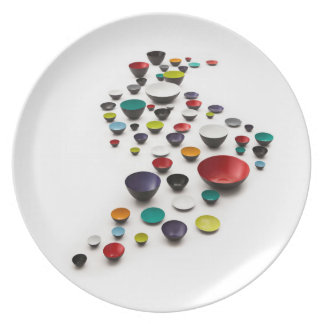 3D design Plate