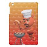 3d-devil-bbq iPad mini cover