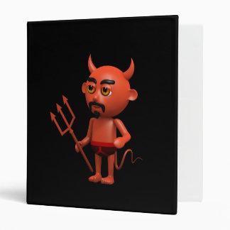3d Devil Pants 3 Ring Binder