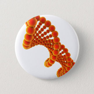 3d Dna Pinback Button
