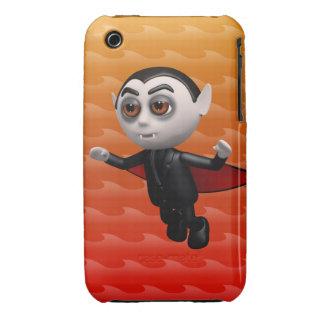 3d Dracula Flies Tonight! iPhone 3 Case