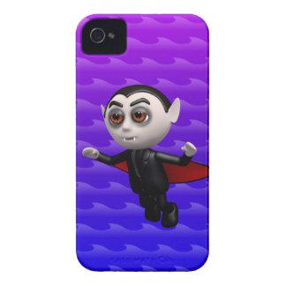 3d Dracula Flies Tonight! iPhone 4 Cover