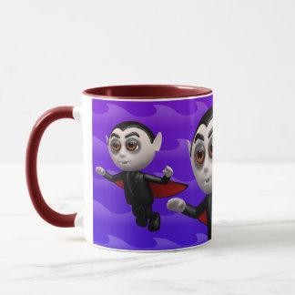 3d Dracula Flies Tonight! Mug
