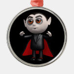 3d Dracula Stands! Christmas Tree Ornaments
