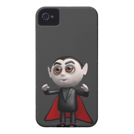 3d Dracula Stands! iPhone 4 Case