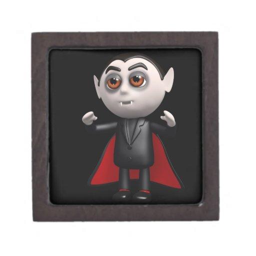 3d Dracula Stands! Premium Keepsake Boxes