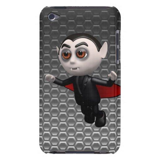 ¡3d Drácula vuela esta noche! iPod Case-Mate Protector