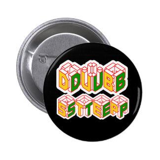 3D Dubstep shirt Button