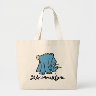 3d Elephant Bag