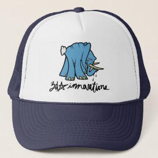 3d Elephant Logo Hat