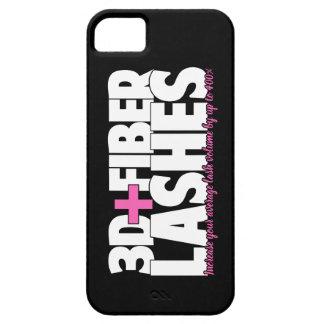 3D + Fiber Lashes iPhone SE/5/5s Case
