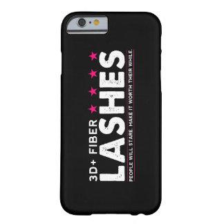 3d + Fiber Lashes Phone Case