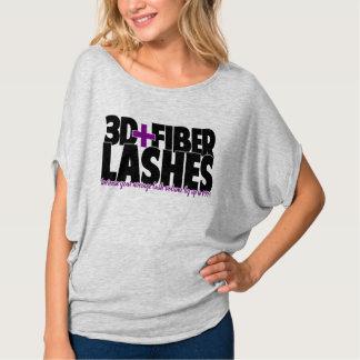 3D+ Fiber Lashes T-Shirt