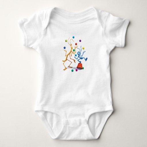 3D Flik y Disney delgado Body Para Bebé