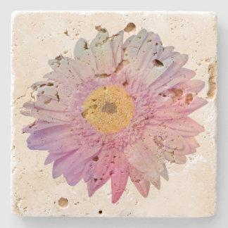 3D Flower Stone Coaster