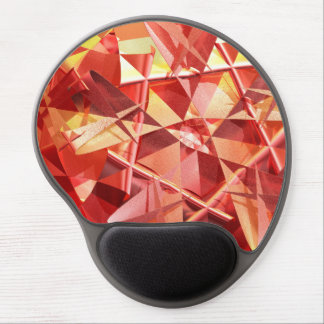 3D folded abstract Gel Mousepads