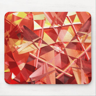 3D folded abstract Mousepad