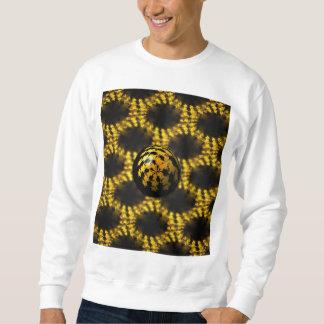 3d Fractal Ball Sweatshirt