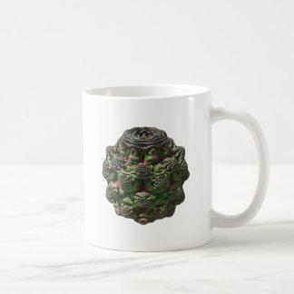 3D Fraktal Mandelbulb Coffee Mug